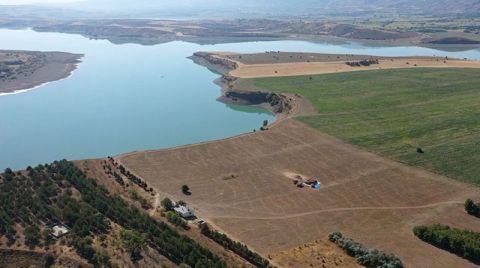 Baraj Gölündeki Ada, 8 Milyon Liraya Satışta