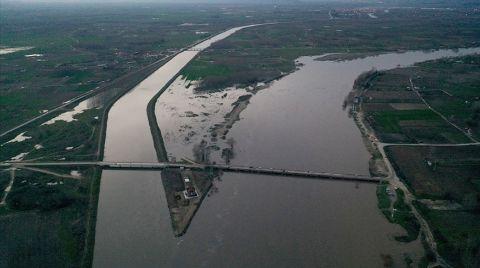 Meriç'in Sigortası Kanal, Taşkın Riskini Baypas Etti