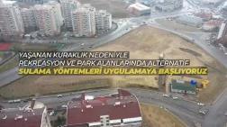 Ankara'da Yağmur Suları Depolanacak