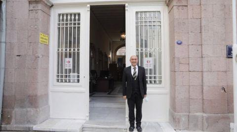 İzmir Büyükşehir Belediyesi İlk Hizmet Binasına Döndü