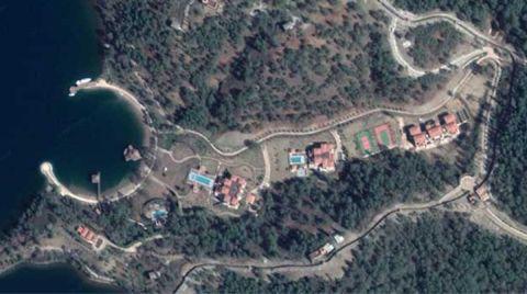 Yazlık Sarayın Maliyeti 640 Milyon TL