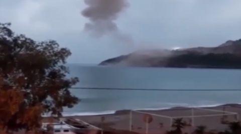 Akkuyu'daki Dinamit Patlaması Korkuttu