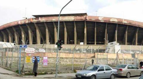 Cebeci Stadyumu'nun Millet Bahçesi Yapılmasına Dava