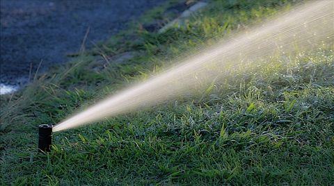 """""""Park ve Bahçe Sulamasında 'Gri Su' Kullanılabilir"""""""