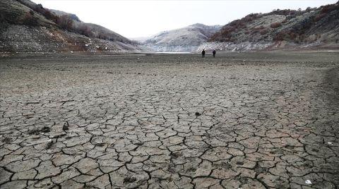 2020, Son 40 Yılın 6. En Kurak Senesi Oldu