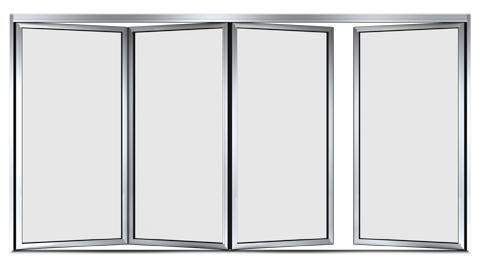 interal'den Yeni DS50 KT Katlanır Kapı Sistemleri