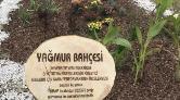 Trakya Üniversitesi Yerleşkelerinde Yağmur Bahçeleri Kuruldu