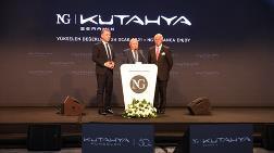 NG Kütahya Seramik Yükselen Değerler Ödül Töreni Online Gerçekleşti