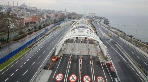 Avrasya Tüneli Geçiş Ücretine Yine Zam Geliyor