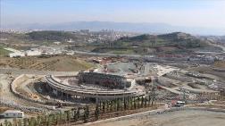 Hatay'da EXPO 2021'in Gerçekleştirileceği Alan Tanıtıldı