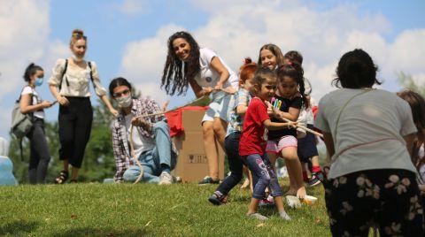 İstanbul'da Çocuklar için Gelişim Destekleme Programı Başlatıldı
