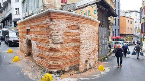 Pir Mehmed Çeşmesi Restore Edildi