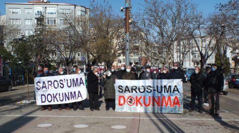 Saros Halkının Haklılığı Yine Ortaya Çıktı