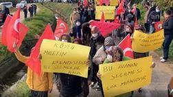 Mersin'de Çiftçilerden Kamulaştırmaya Tepki