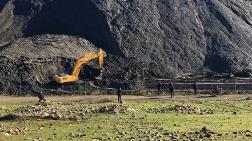 Madenin Atık Deposunda Göçük