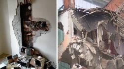 Bitişikteki Bina Yıkım Kurbanı Oldu