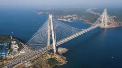 Yavuz Sultan Selim Köprüsü için 1.9 Milyar TL Ödeme