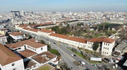 Kütüphane Olacak Rami Kışlası Açılmak için Gün Sayıyor