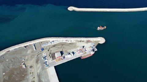 Filyos Limanı için 695 Milyonluk İhale