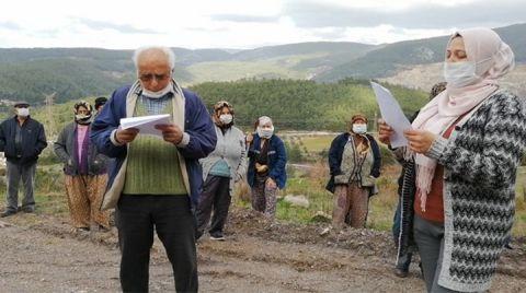 Milaslı Köylüler, Köylerinden Vazgeçmiyor