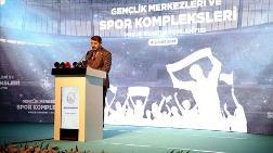 Sivas'a 100 Milyon Liralık Spor Tesisi Yatırımı Yapılacak