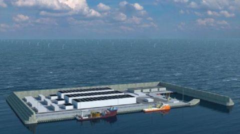 Danimarka, Enerji Adası İnşa Edecek