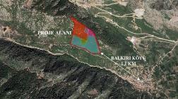 ÇED Kararı 4 Hektarla Değişti