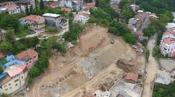 Bursa'daki Heyelanlı Bölge Riskli Alan İlan Edildi