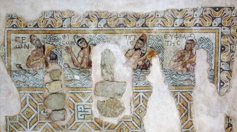 Hadrianaupolis'te Binlerce 'Tessera' Restore Ediliyor