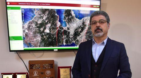 İzmir'de İlk Kez Bir Fay Hattının Üzeri Yerleşime Kapandı