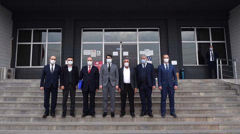 Diyarbakır Karacadağ OSB için İlk Adım Atıldı