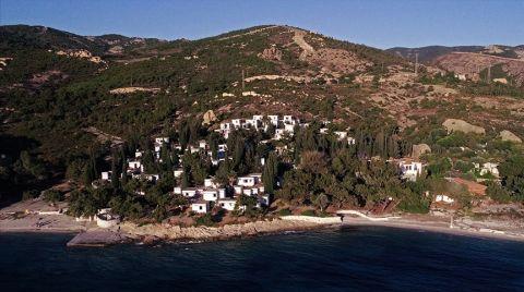 Foça Tatil Köyü 49 Yıllığına Özelleştirilecek