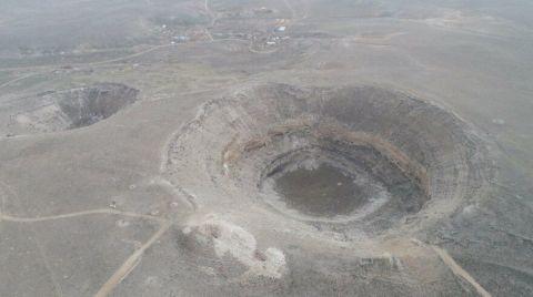 Konya'daki Obruk Sayısı 600'ü Geçti