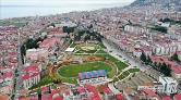 Trabzon'a 'Spor' Temalı Millet Bahçesi