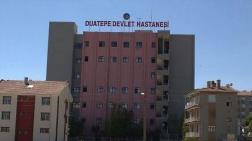 Polatlı Duatepe Devlet Hastanesi Kaderine Terk Edildi