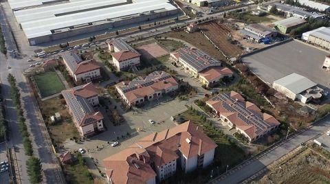Adıyaman'da Okul Çatıları Güneş Tarlası Oluyor