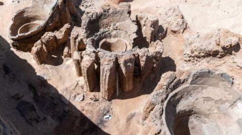 Mısır'da 5 Bin Yıllık Bira Fabrikası Bulundu