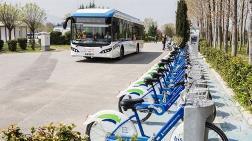 Türkiye'nin İlk 'Yeşil Şehir Eylem Planı' İzmir için Hazırlandı