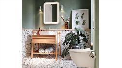 Creavit Truva Banyo Mobilyası