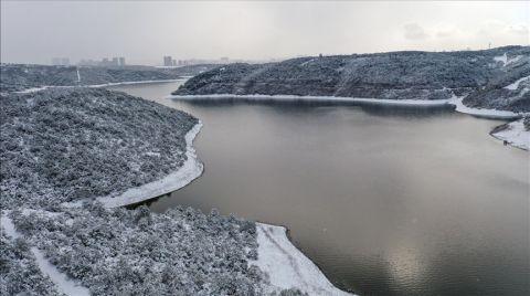 İstanbul'un Barajları Doluyor