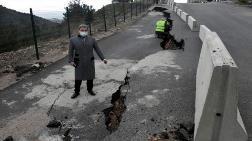 İzmir'deki Artçı Sarsıntılar Heyelanları Tetikledi