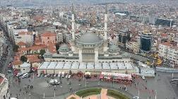 Taksim Camisinin Yapımında Sona Gelindi