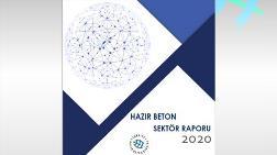 THBB, 2020 Yılı Hazır Beton Sektör Raporu'nu Açıkladı
