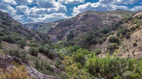 Kıbrıs Vadisi'nin Doğal SİT Alanı Statüsünün Düşürülmesi Yargıya Taşındı