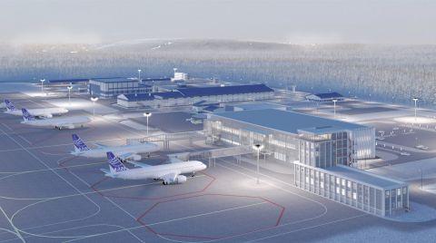 Ant Yapı Mirny Havalimanı'nı İnşa Edecek