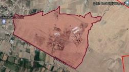 Okul için Bağışlanan Araziye Villa Yapılıyor