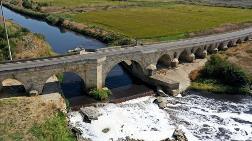 Restorasyon İhalesi Tamamlanan Uzunköprü'nün Onarımına Başlanacak