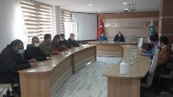 Mimarlar Odası Ankara Şubesi ile Tunceli Belediyesi Arasında Protokol