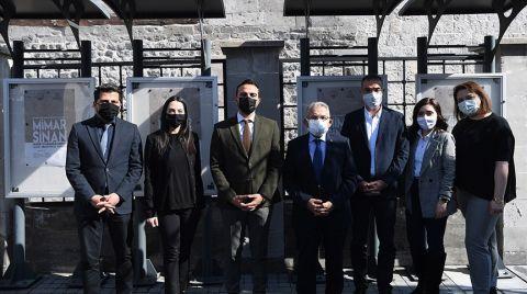 Mimar Sinan'ın Anısı Millet Bahçesi'nde Yaşatılacak