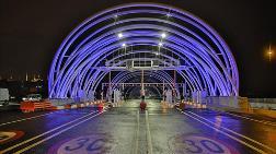 Avrasya Tüneli'ni 4,1 Milyon Sürücü Kullandı